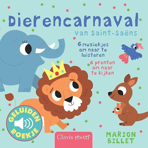 Dierencarnaval van Saint-Saëns