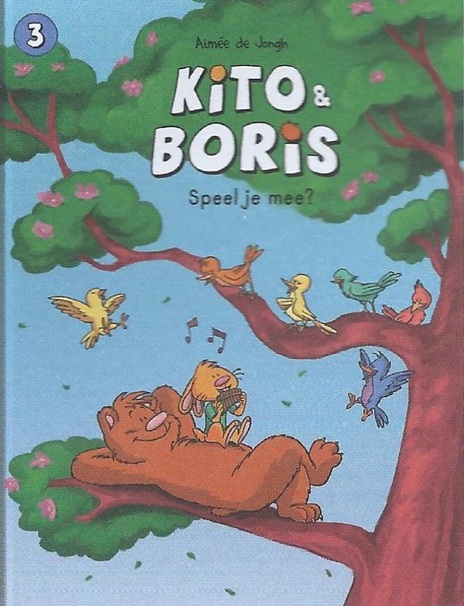Kito en Boris. Speel je mee